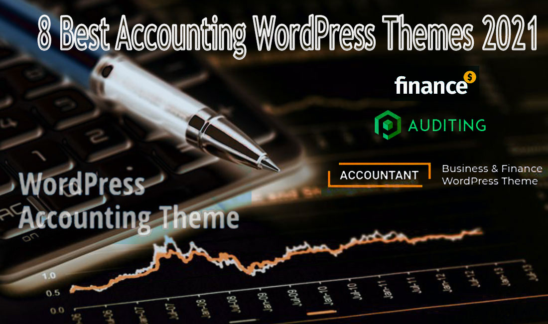 7 Top WordPress Accounting Themes 2021