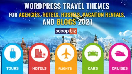 Top 15 WordPress Travel Themes For Agencies, Hotels, Hostels, Vacation Rentals, And Blogs 2021