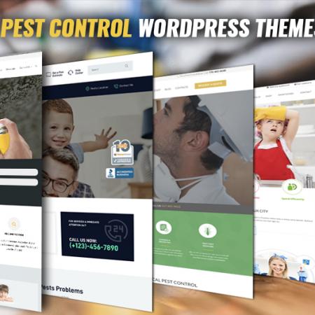 6 Best Pest Control WordPress Themes 2021