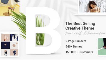 Bridge – Creative Multipurpose WordPress Theme