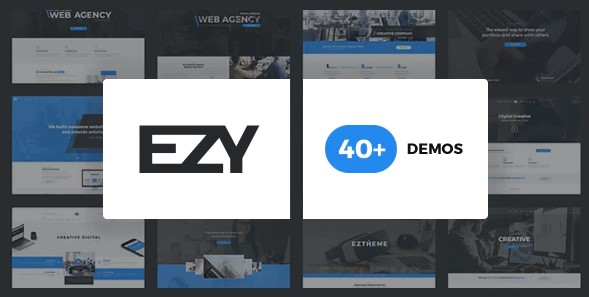 EZY: Responsive Multi-Purpose WordPress Theme