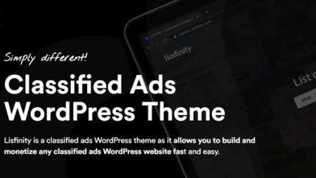 Lisfinity: Classified Ads WordPress Theme