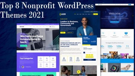 Top 8 nonprofit WordPress themes 2021