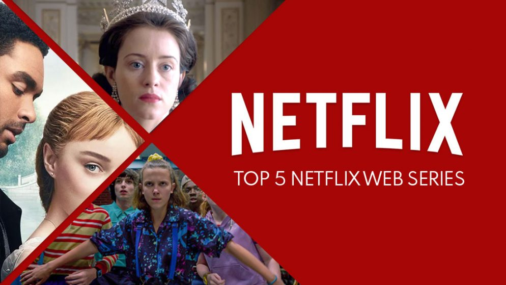 Top 5 Netflix web series that you must watch