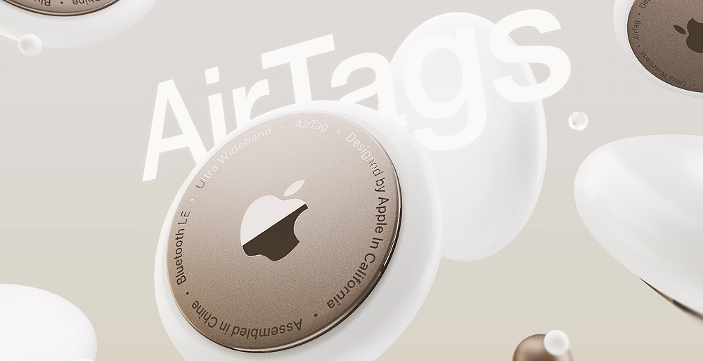 Apple New Accessory AirTags