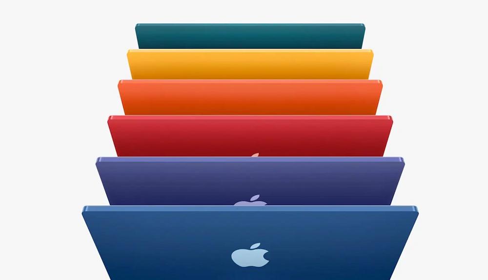 Apple's New iMac 2021