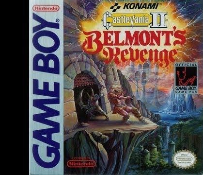 Castlevania 2 Belmont's Revenge, Game Boy