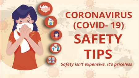 Top Doctors Safety Tips  to Save yourself & Others from Coronavirus