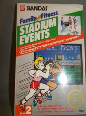 Family Fun Fitness Stadium Events