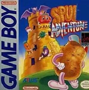 Spud's Adventure, Game