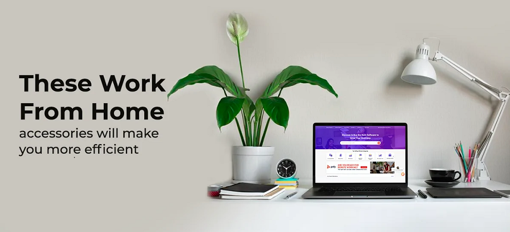 5 Essential Work From Home Official Accessories During Lockdown 2021