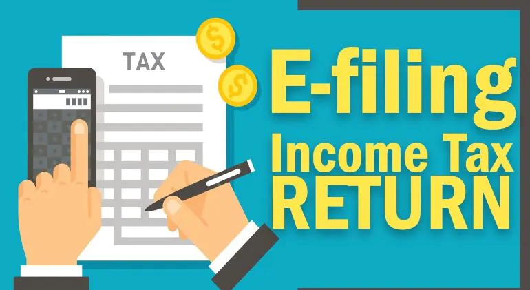 How to e-file ITR? Complete guide to file your Income Tax Return online