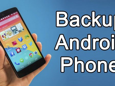 How to back up your Android phone and keep all of your important information safe