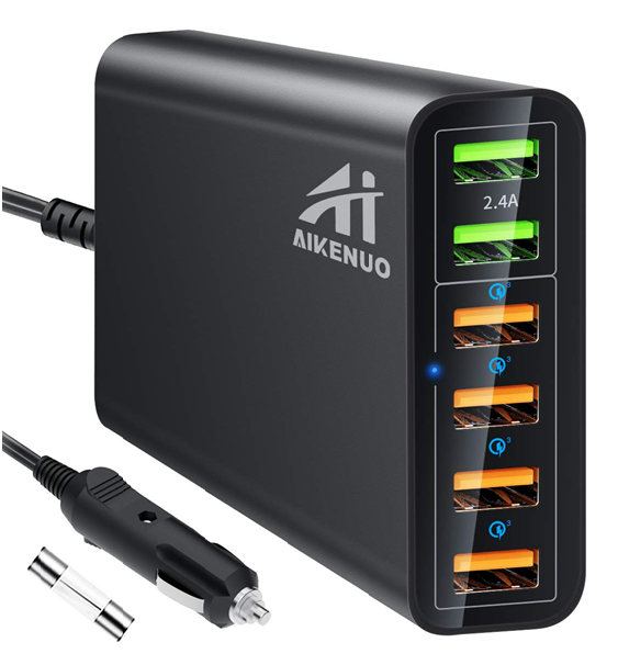 Multi Port Charger