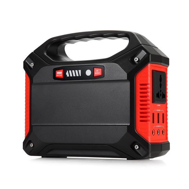 Portable power inverter