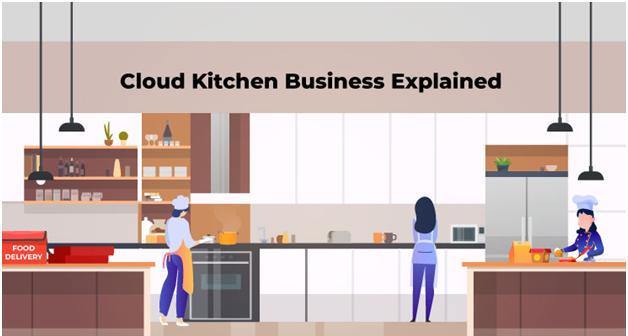8 small online business idea for women cloud kitchen