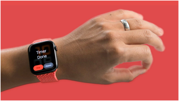 Apple Watch - Assistive Touch