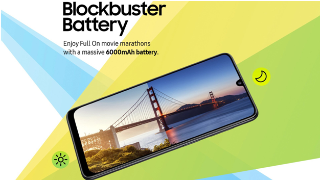 Samsung F22 Battery