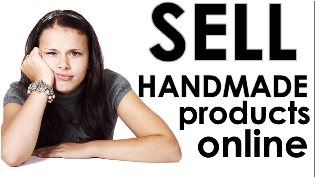 Sell handmade products online