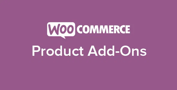 WooCommerce Product add ons customize your product page