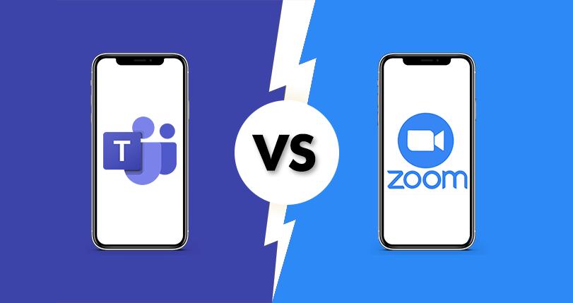 Zoom vs MS team