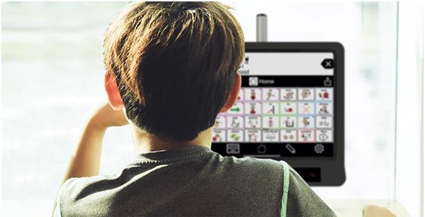 iPad Eye-Tracking Support