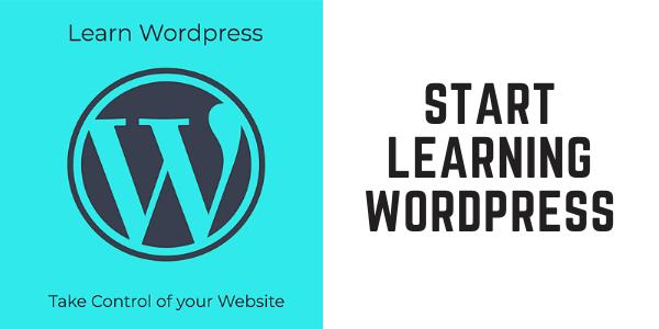 Start Learning WordPress