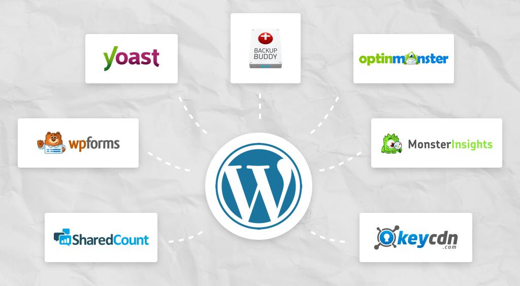 install the best WordPress plugins.