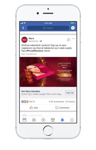 Optimizing original for Facebook Lead Ads